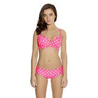 Season Freya Bon Bon Low Rise Bikini Short Neon Pink