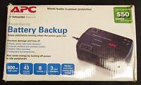 Apc Bn600mc Bn600 Bn600r Ups 600 Battery Backup 120v 10a Input 120v 5a Output