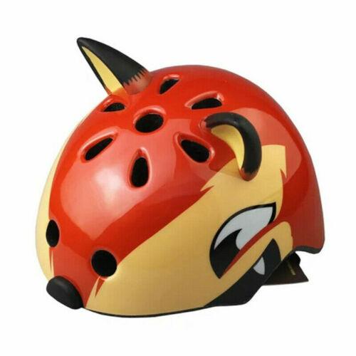 Cartoon Kids Cute Animal Children Bike Safety Helmet Eps Bicycle Skating UK