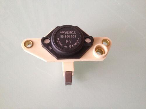 Generatorregler Lichtmaschinenenregler Spannungsregler Wehrle 55 800 003 14V.
