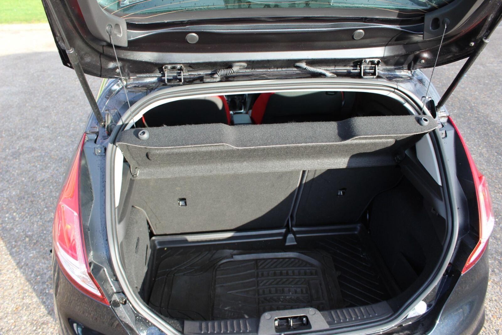 Ford Fiesta 1,0 SCTi 140 Black Edition - billede 6