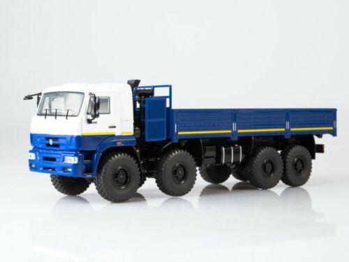 Neugestaltung 1//43 KAMAZ-6560 Onboard Sammlung Modell Autos