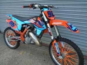 KTM-SX-150-Motocross