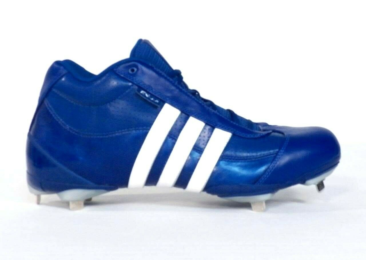 Adidas Excelsior Ex 4.0 3 4 Baseball Cleats bluee White Softball shoes Men's NWT