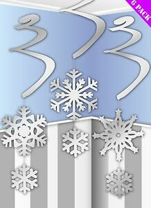 Pack-Of-6-Hanging-Snowflake-Swirl-Decorations-For-Frozen-Themed-Parties-DP57