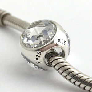 4c9df2533 Image is loading Authentic-Pandora-Radiant-Droplet-Clear-CZ-792095CZ-New