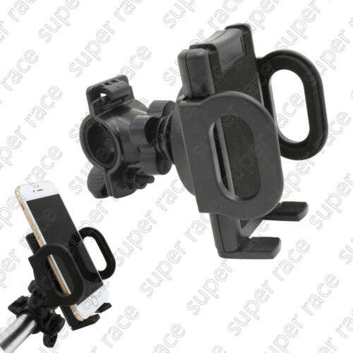 New 360° Bike Motorcycle Handlebar Cell Phone Holder GPS MP3 Bracket For Yamaha