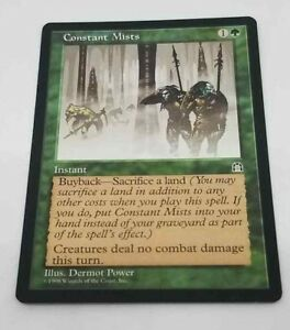 CONSTANT MISTS x1 Stronghold MTG NM Magic The Gathering