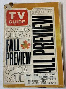 September-9-1967-TV-Guide-FALL-PREVIEW-Flying-Nun-Ironside-Carolina-Tennessee