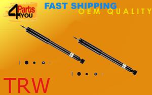 2x-TRW-REAR-Shock-Absorbers-DAMPERS-MERCEDES-CLC-C-CLASS-CLK-W203-C209
