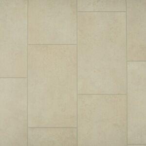 Plain White Vinyl Flooring Non Slip Quality Lino 4m Wide Bathroom Kitchen