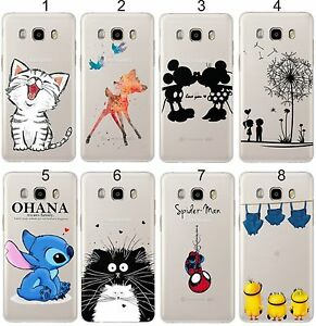 Funda-Cover-de-la-puntada-minion-minnie-para-Samsung-Galaxy-A3-A5-A7-J1-J5-J7
