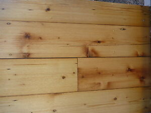 Timber flooring- baltic pine 100x22 recycled $6.50plm inc GST