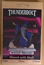 Thunderbolt - 1008 Wizard with Staff (Mint, Sealed)