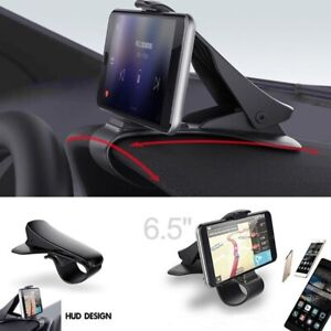 Universal Car Dashboard Mount Holder Stand Clamp Cradle Clip for Cell Phone GPS