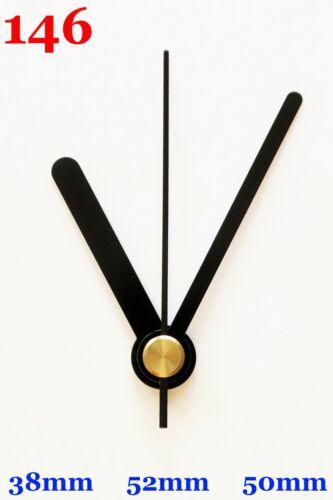 Quarz Uhrwerk lautlos kein Ticken Kleiner kurze Zeiger Uhrzeiger Reparatur #146