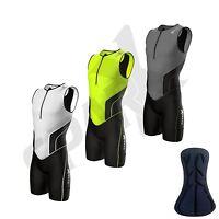 Sparx X Triathlon Suit Racing Tri Suit Skin Cycling Suit Bike Swim Run Tri 7052
