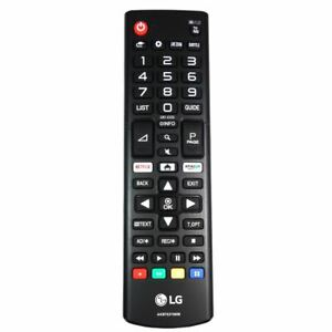 71c9081e6 Image is loading NEW-Genuine-LG-55UK6200PLA-TV-Remote-Control