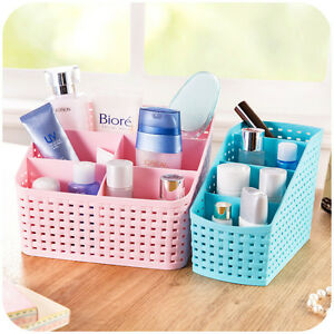 Cute desk organizer jewelry stationery makeup cosmetic - Cute desk organizer ...
