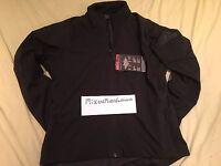 Women Adidas Originals Weather Proof Climaheat Black Jacket Size Large Ap9729