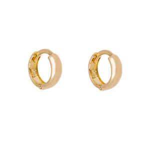 9ct-Gold-Huggie-Hoop-Earrings