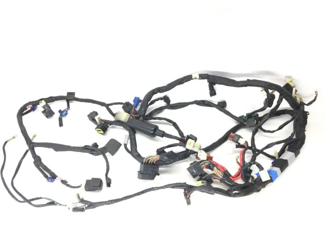 2007 yamaha yzf r6 main engine wiring harness motor wire