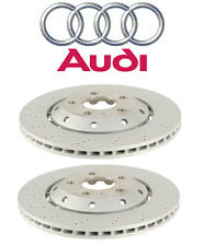 Pair Set of 2 Front Vented Disc Brake Rotors 275 mm Brembo For Hyundai Elantra