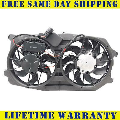 New Cooling Fan Assembly FO3115158 5F9Z8C607BM Ford Five Hundred Freestyle 05-07