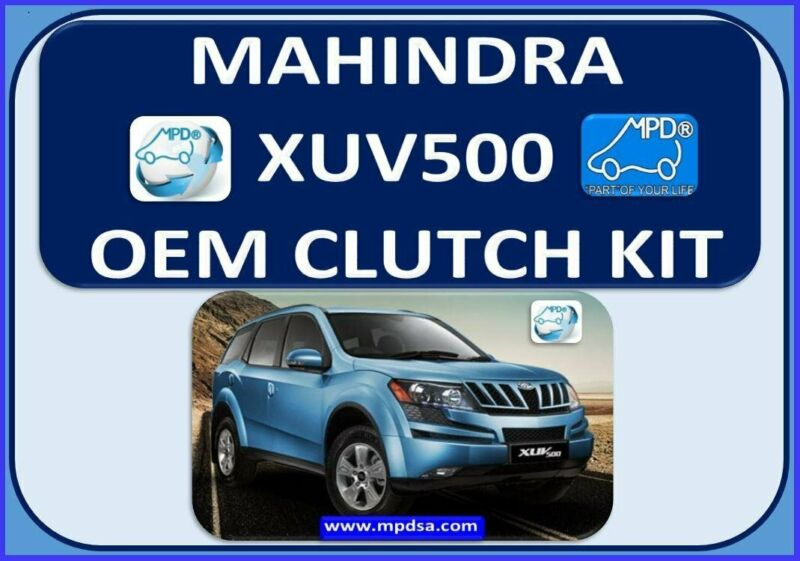 MAHINDRA XUV500 OEM CLUTCH KIT AND SLAVE NOW AVAILABLE - CALL NOW ONLY 30 IN STOCK