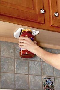 Under Cabinet Or Counter Jar Opener Vise Kitchen Lid Great
