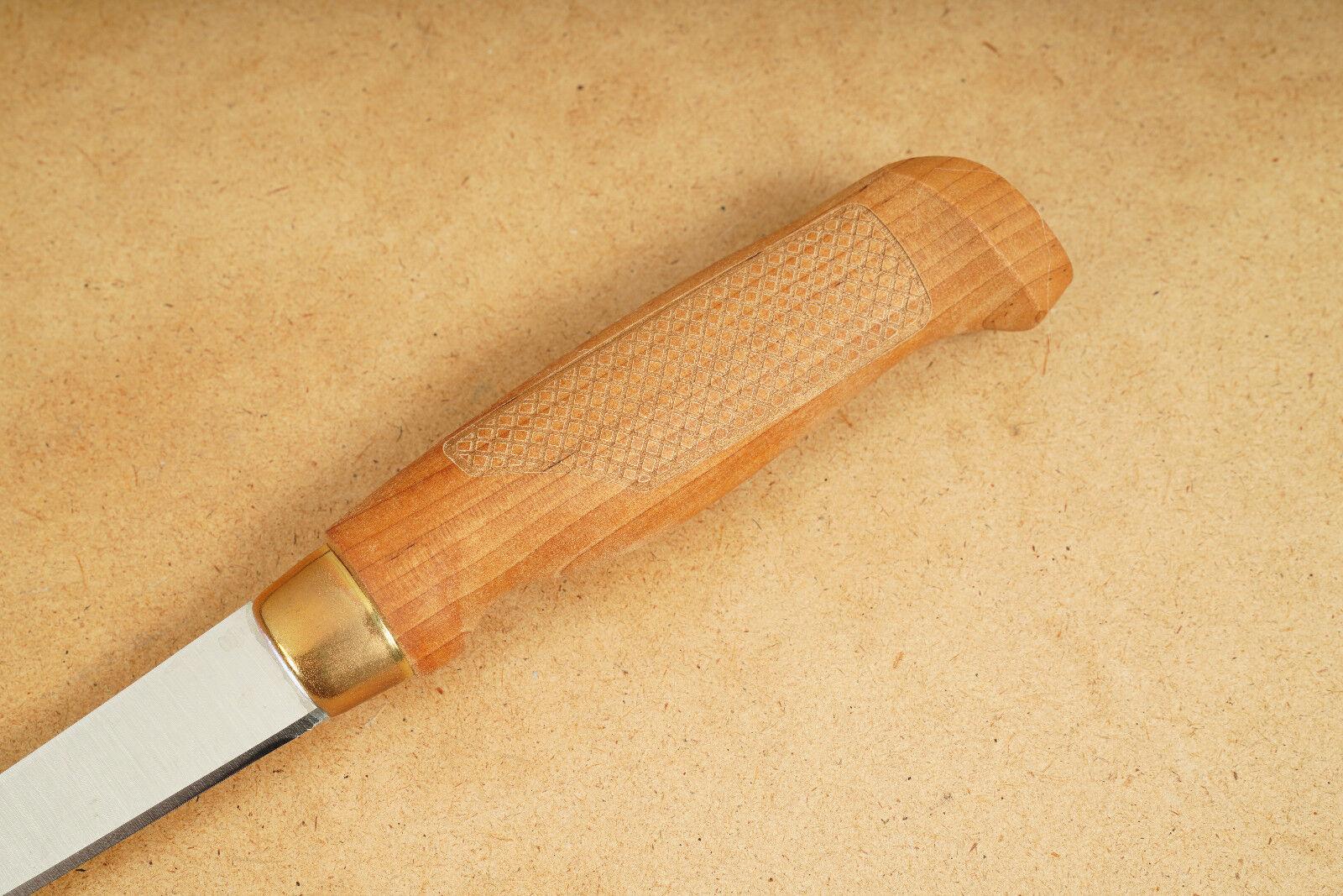 Marttiini Marttiini Marttiini Filiermesser Filetiermesser Anglermesser Fischmesser Holz finnisch M53 b0b82e