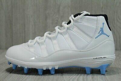 52 Nike Jordan XI Retro TD White UNC