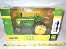 John Deere 720 Diesel Narrow Front Prestige Collection Series     By Ertl