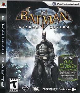 Batman-Arkham-Asylum-Sony-PlayStation-3-ps3-2009-komplett