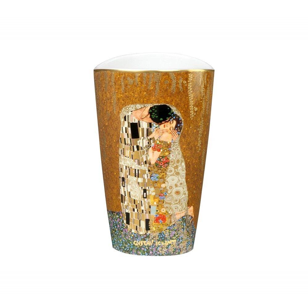 Goebel Artis Orbis Gustav Klimt POTICHE  des Bisou  Vase
