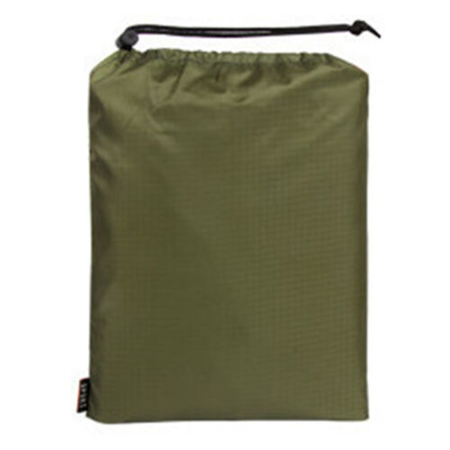 Rain Poncho Adult Waterproof Military Hoodie Emergency Tent Survival Shelter