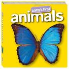 Baby's First: Baby's First Animals (2010, Board Book)