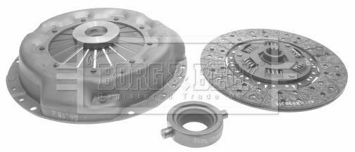 Borg HK9728 Kit de Embrague