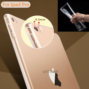Details about Ultra Thin Soft Transparent Gel Skin TPU Case Cover for iPad  Pro Tablet 12 9