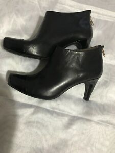 50892b772170e Details about Easy Spirit Womens Ankle Bootie Size 8.5 Black