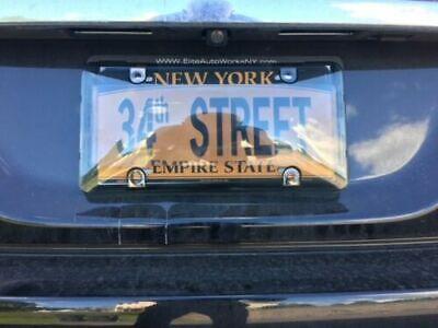 2020 Model Traffic//Redlight Camera License Plate Photo BLOCKER CLEAR ONLY
