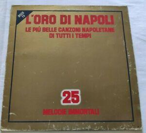 BRUNO-VENTURINI-LP-L-039-ORO-DI-NAPOLI-VINYL-33-GIRI-ITALY-1985-SAAR-SRLP7004-EX-NM