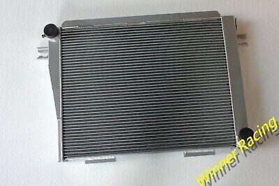 Aluminum Radiator BMW 5 E28 525 i//528 i//533 i//535 i;6 E24 628//633//635 CSi 81-89