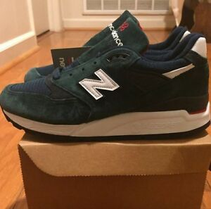 reputable site 8dc42 8d64f Details about DS New Balance 998