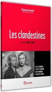Les-Clandestines-DVD-NEUF