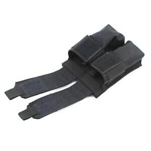 Tactical-Molle-Double-Magazine-Pouch-Pistol-Cartridge-Clip-Pouch-Black