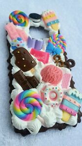official photos eb219 33de2 Details about LoliPuff Super Squishy Kawaii Decoden Phone Case  *IPhone/Samsung*(Msg for Other)