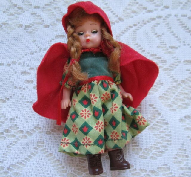 Madame Alexander Collection Doll (Mcdonalds Toy) Little
