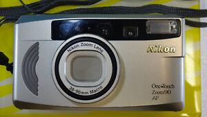 NIKON Zoom 90 AF* Zoom 38/90mm * appareil photo argentique