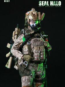 Pre-commande-echelle-1-6-Mini-Time-Toys-Femme-Soldat-Halo-M017-Action-Figure